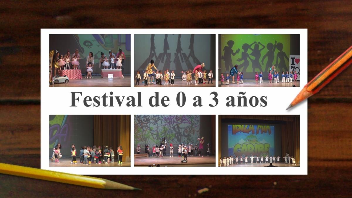 Festival de 0 a 3 años