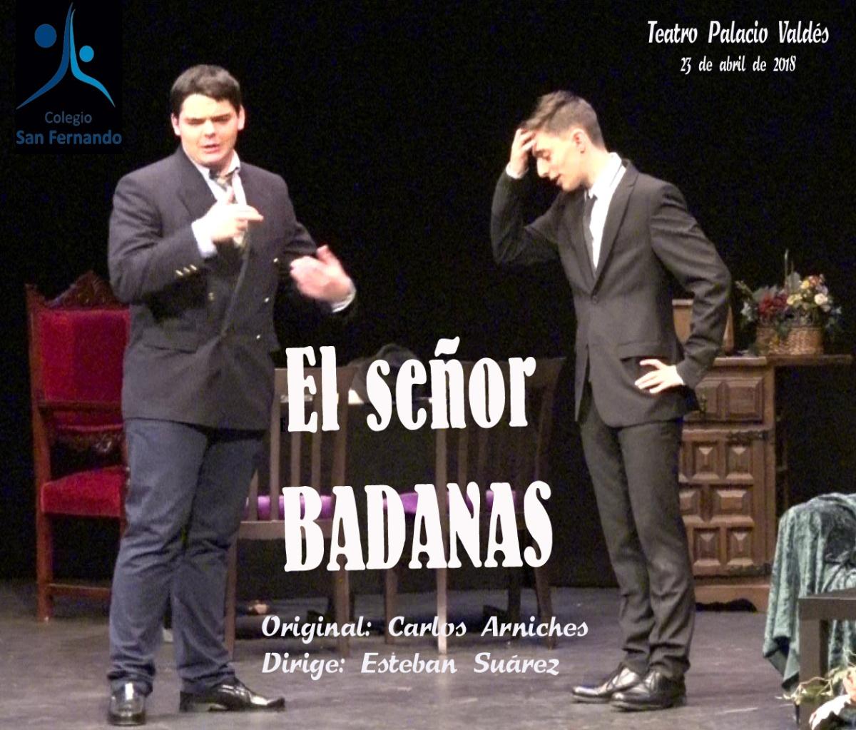 El señor Badanas